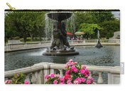 Detroit Zoo Fountain Carry-all Pouch