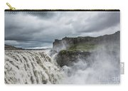 Dettifoss Waterfall Carry-all Pouch