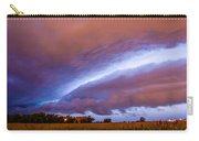 Developing Nebraska Night Shelf Cloud 006 Carry-all Pouch