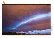 Developing Nebraska Night Shelf Cloud 007 Carry-all Pouch