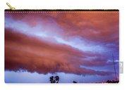 Developing Nebraska Night Shelf Cloud 011 Carry-all Pouch