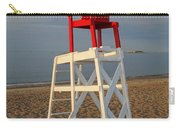 Devereux Beach Lifeguard Chair Marblehead Ma Carry-all Pouch