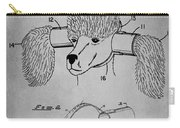 Device For Protecting Animal Ears Patent Drawing 1l Carry-all Pouch