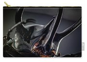 Devil Horns Macro Carry-all Pouch