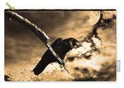 Devil In The Clouds Carry-all Pouch