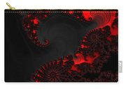 Devil Light   A Fractal Abstract Carry-all Pouch