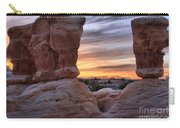 Devils Garden Sunset Carry-all Pouch