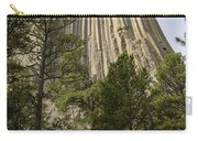 Devils Tower 10 Carry-all Pouch