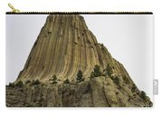 Devils Tower 6 Carry-all Pouch