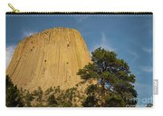 Devils Tower One Carry-all Pouch