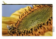 Dew Drop Bee.... Carry-all Pouch