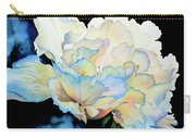 Dew Drops On Peony Carry-all Pouch