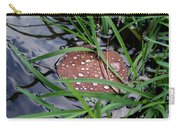 Dew It At The Creek Carry-all Pouch