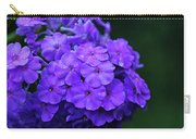 Dew Kissed Summer Phlox Carry-all Pouch