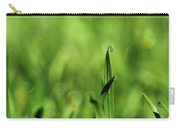 Dew On The Grass Carry-all Pouch