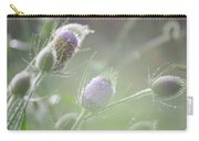 Dew On Thistles 1 Carry-all Pouch