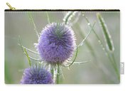 Dew On Thistles 2 Carry-all Pouch