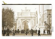 Dewey's Arch Monument, Madison Square, New York, 1900 Carry-all Pouch