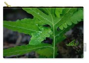 Dewy Ferns Carry-all Pouch
