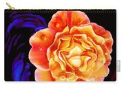 Dewy Peach Rose Carry-all Pouch