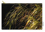 Dewy River Grass Carry-all Pouch