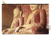 Dhammayangyi Temple Buddhas Carry-all Pouch