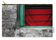 Dharamsala Window Carry-all Pouch