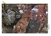Dhole, Endangered Species Carry-all Pouch