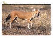 Dhole In The Wild Carry-all Pouch