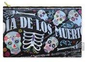 Dia De Los Muertos Banner  Carry-all Pouch