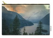 Diablo Lake Sunset Carry-all Pouch