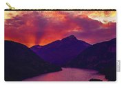 Diablo Lake, United States Carry-all Pouch