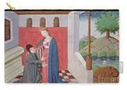 Dialogue Between Boethius And Philosophy Carry-all Pouch