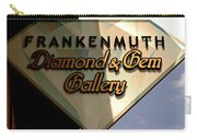 Diamond And Gem Gallery Carry-all Pouch