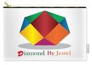 Diamond Art Carry-all Pouch