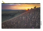 Diamond Craters Sunset Carry-all Pouch