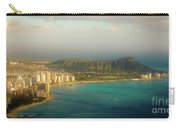 Diamond Head Crater - Waikiki Afternoon Carry-all Pouch