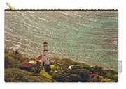 Diamond Head Lighthouse Carry-all Pouch