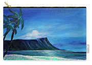 Diamond Head Moonscape #371 Carry-all Pouch