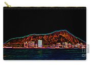 Diamond Head Nights Carry-all Pouch