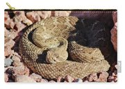 Diamondback Rattlesnake 062414f Carry-all Pouch