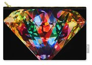 Diamonds Everywhere Carry-all Pouch