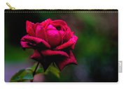 Diamonds On A Rose Carry-all Pouch