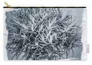 Dianthus Barbatus Bw Carry-all Pouch