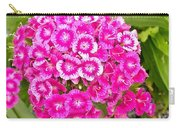 Dianthus Carry-all Pouch