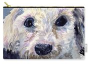 Did You Say Lunch Carry-all Pouch by Sharon E Allen