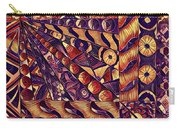 Digital Abstract 1 Carry-all Pouch