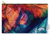 Digital Abstract 2 Carry-all Pouch