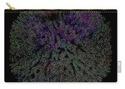 Digital Abstract Graphic Design A662016 Carry-all Pouch
