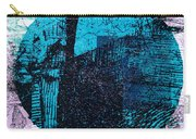Digital Abstraction Carry-all Pouch